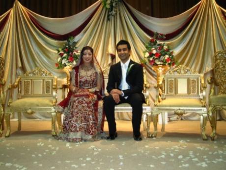 Imran & Fazila